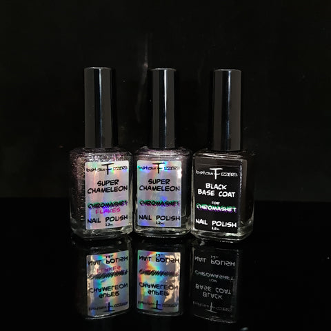 Chromashift Nail Polish Pack