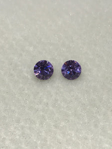 8mm Swarovski Crystal Leverback Earrings