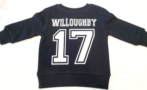 Kids Varsity Jumper