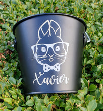 Black Easter Bucket