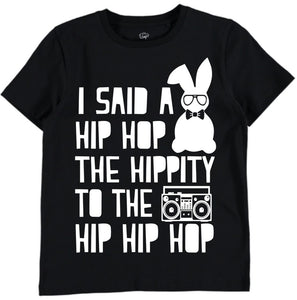 Hip Hip Hop- Black T