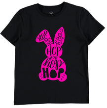 Just Hop - Black T