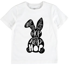 Just Hop - White T
