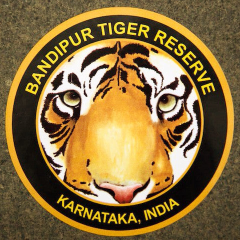 Tiger Stickers - Inside