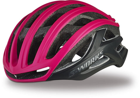 Specialized S-Works Prevail II Helmet Pink/Blk