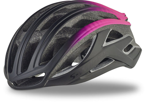 Specialized S-Works Prevail II Helmet Blk/Pink