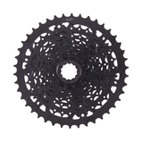 ADVENT Cassette 9 Speed, Black Steel