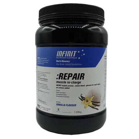 INFINIT NUTRITION :Repair VANILLA 1.3kg