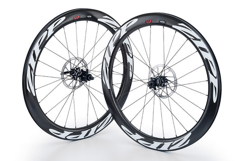 Zipp 404 Disc Brake Wheelset