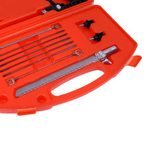 2017 New Hand Tools 11 in 1 Magic Saw Multifunction Hand DIY Saw Wood Glass Saw Cutting Metal Wood Glass Plastic Rubber 9 Blades