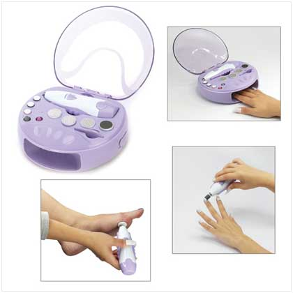 ALL-IN-ONE NAIL CARE KIT - Happy-Go-Cart