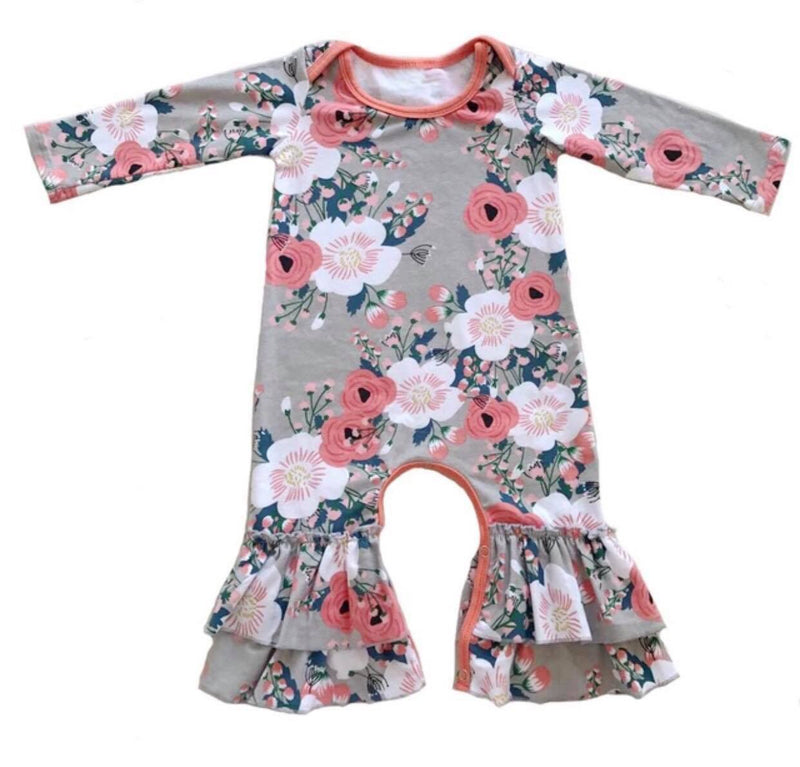 Baby Toddler Long Sleeves Rompers - Happy-Go-Cart