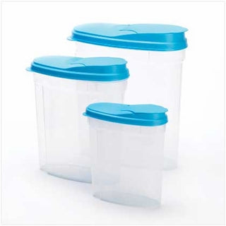 3-Piece Storage Containers - Happy-Go-Cart