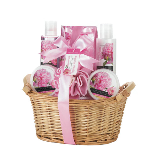 PEONY VANILLA SPA SET - Happy-Go-Cart
