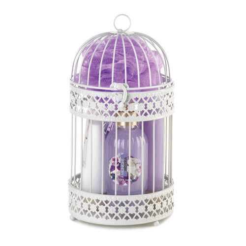MIDNIGHT WISTERIA LANTERN SPA SET - Happy-Go-Cart