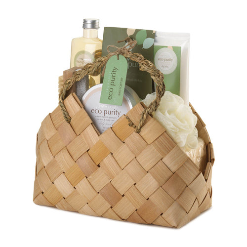 GREEN TEA AND BERGAMOT SPA SET - Happy-Go-Cart