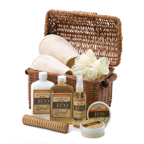 VANILLA FRAGRANCED SPA SET - Happy-Go-Cart
