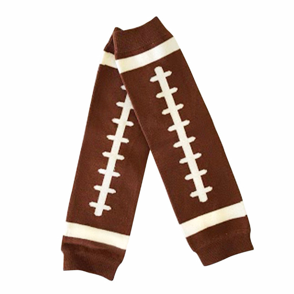 US Football Baby Leg/Arm Warmer - Happy-Go-Cart