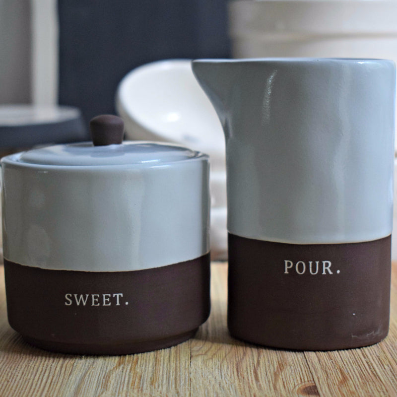 Chocolat SWEET Sugar & POUR Creamer - Happy-Go-Cart