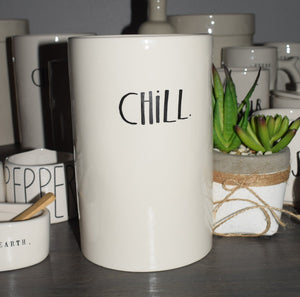 Stem Print CHILL Wine Cooler