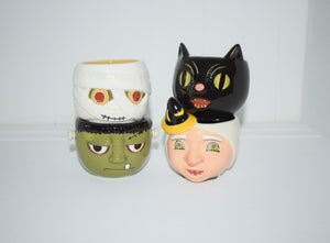 Cute Halloween Mugs