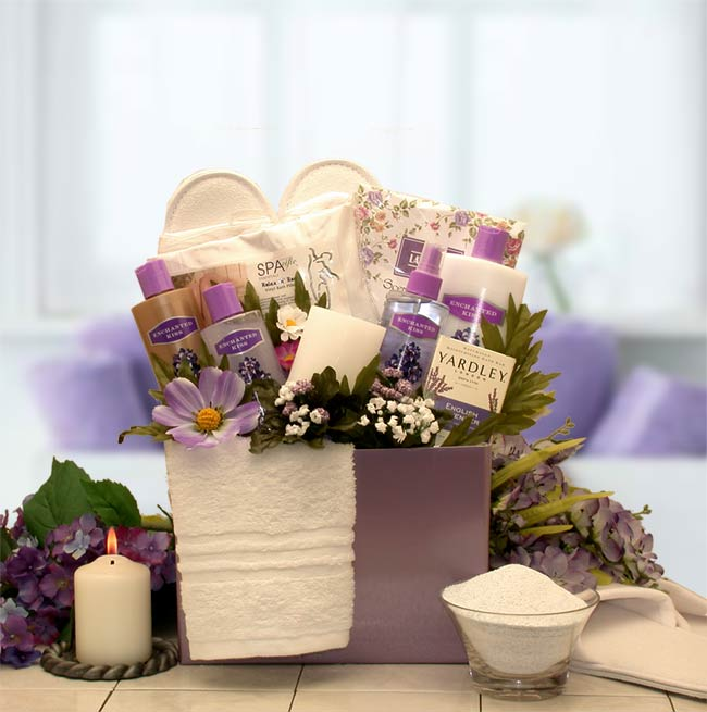 Spa Inspirations Bath & Body Gift Box