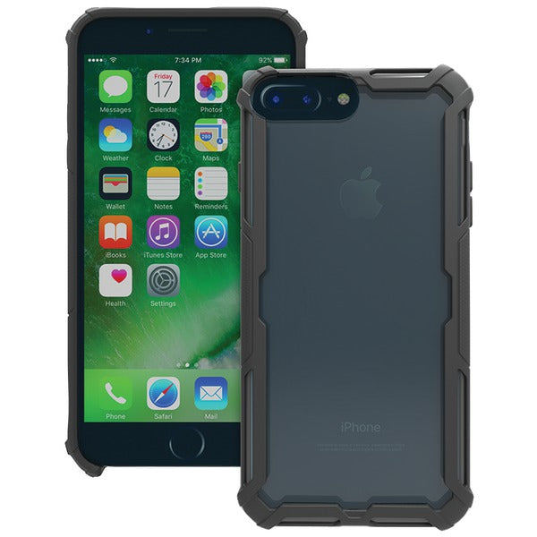 Trident(TM) Case KR-APIP7P-BKDUL Krios(R) Series Dual Case for iPhone(R) 7 Plus (Black) - Happy-Go-Cart