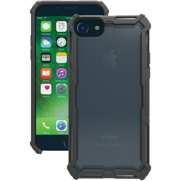 Trident(TM) Case KR-APIPH7-BKDUL Krios(R) Series Dual Case for iPhone(R) 7 (Black) - Happy-Go-Cart