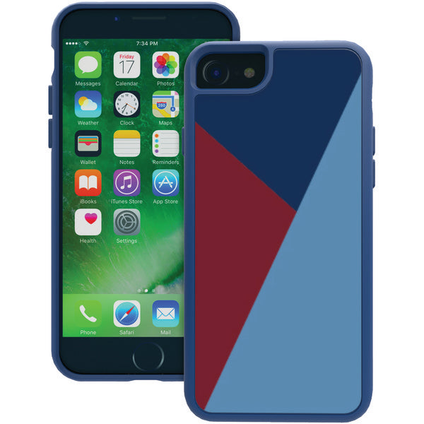 Trident(TM) Case SAIH7Z1 Style Series Case for iPhone(R) 7-7s (Niagara Blue) - Happy-Go-Cart