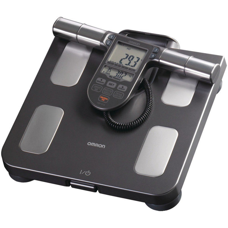 Full-Body Sensor Body Composition Monitor & Scale with 7 Fitness Indicators (90-Day Memory)
