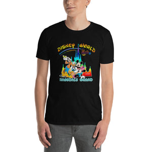 Disney World Short-Sleeve Unisex T-Shirt