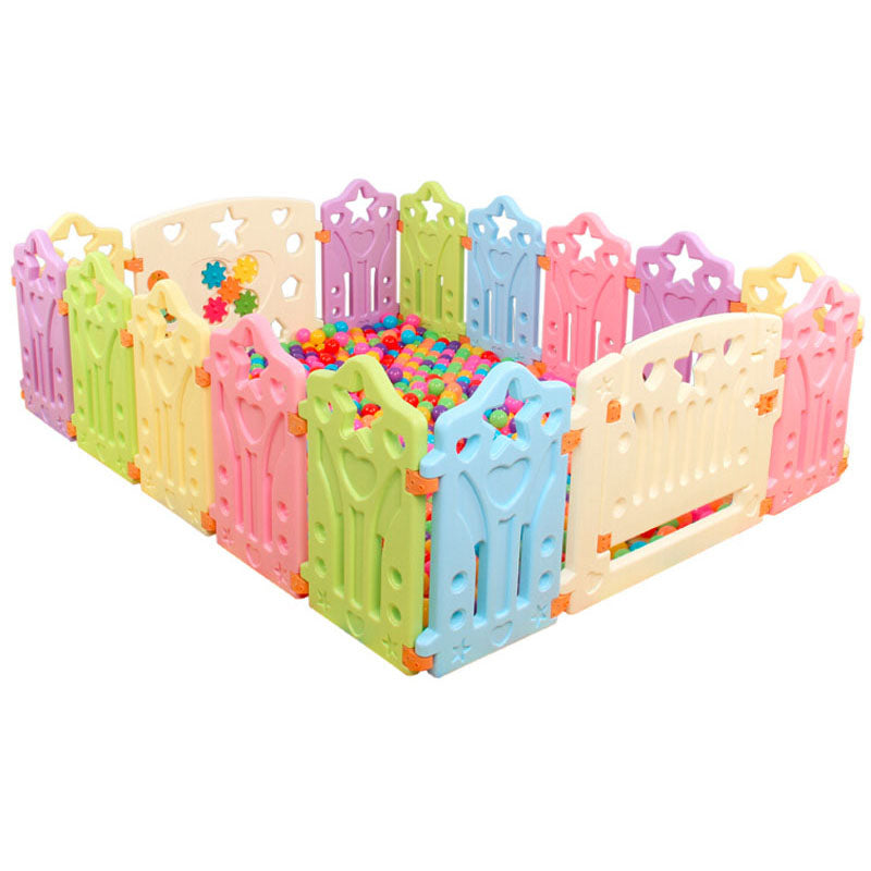 Baby Kids Gate Play Center Safety Yard Pen - Happy-Go-Cart