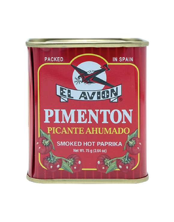 El Avion Smoked Hot Paprika 75G