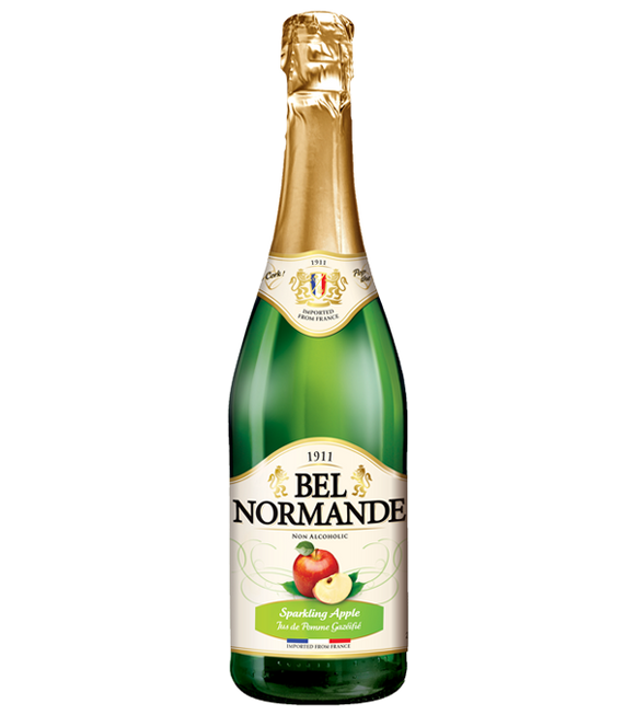 Bel Normande Sparkling Apple Juice 750Ml
