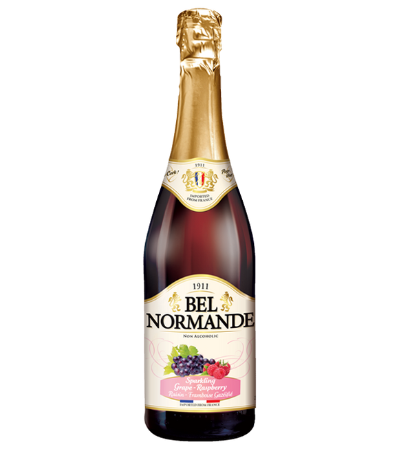 Bel Normande Grape & Raspberry Spritzer 750Ml