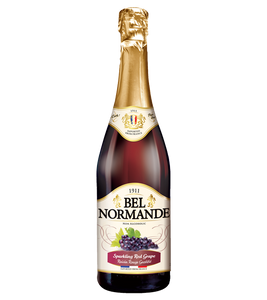 Bel Normande Sparkling Red Grape Juice 750Ml