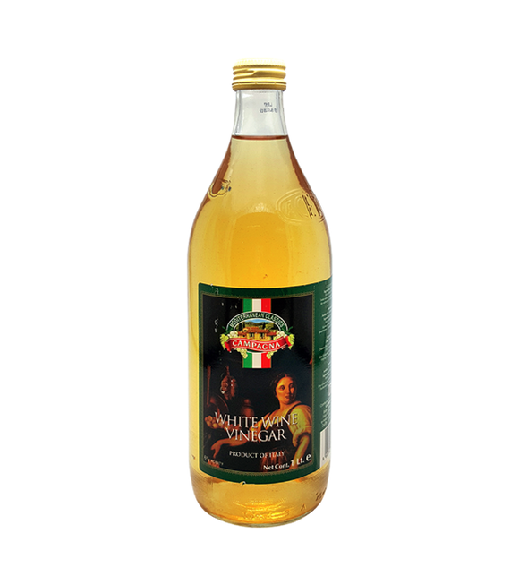 Campagna White Wine Vinegar 1L