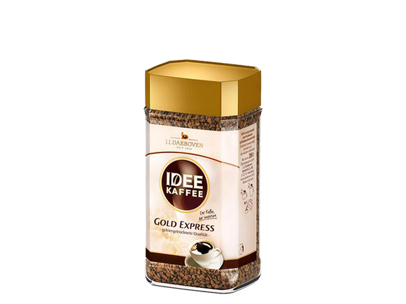Jj Darboven Idee Instant Coffee 100G