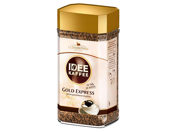 Jj Darboven Idee Instant Coffee 200G