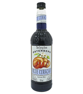 Osterberg Blue Curacao Syrup 750Ml
