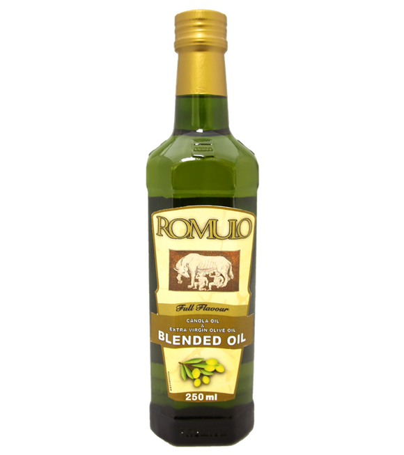Romulo Blended Oil - Canola & Extra Virgin Olive 250Ml