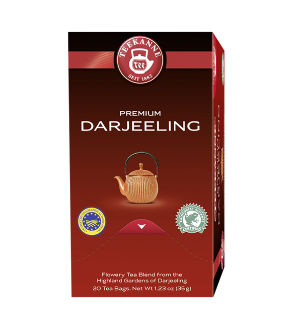 Teekanne Premium Selection Darjeeling Tea 35G