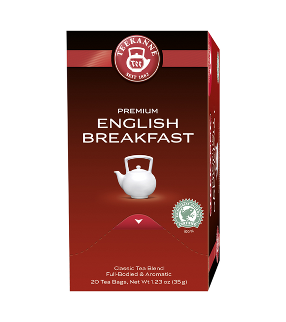 Teekanne Premium Selection English Breakfast Tea 35G