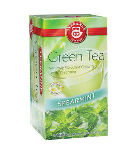 Teekanne Spearmint Flavoured Green Tea 35G