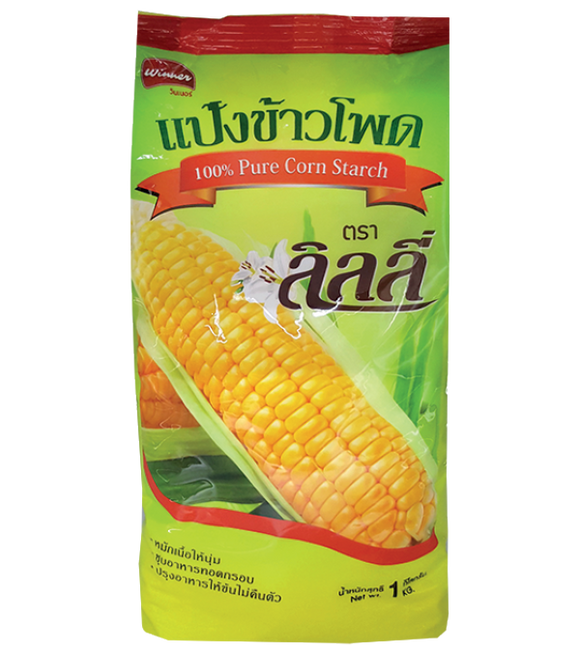Lilly Corn Starch 1kg