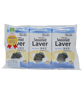 Sea Friend Seasoned Laver (Pack) 15G (5G X 3)