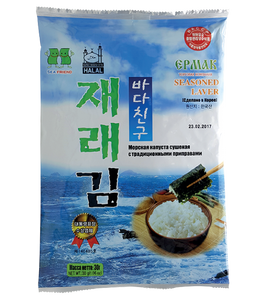 Sea Friend Seasoned Laver (Whole Type) 30G