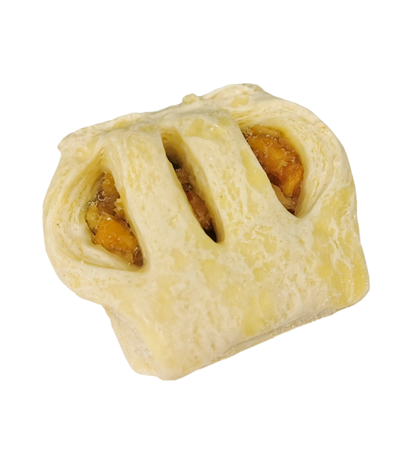HIESTAND MINIATURE STRUDEL APPLE 35g.(140pcs)