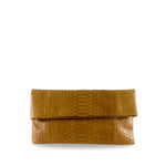 handcrafted_exotic_leather_python_skin_clutch_bag_Leon_Electric_Blue