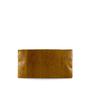 handcrafted_exotic_leather_python_skin_clutch_bag_Leon_Rose_Gold